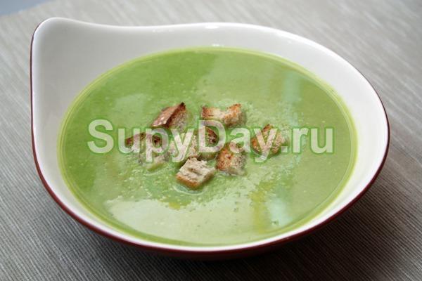 Суп пюре нежный куриный