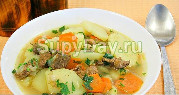 Суп на косточке – «Немецкий свадебный»