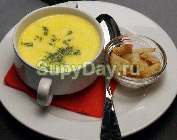 Крем-суп «По–селянски»