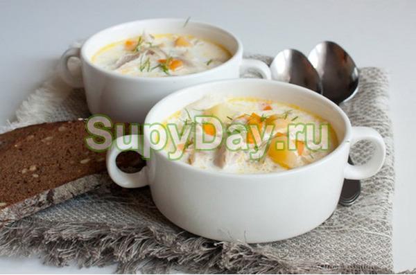 Суп по рецепту цыганки